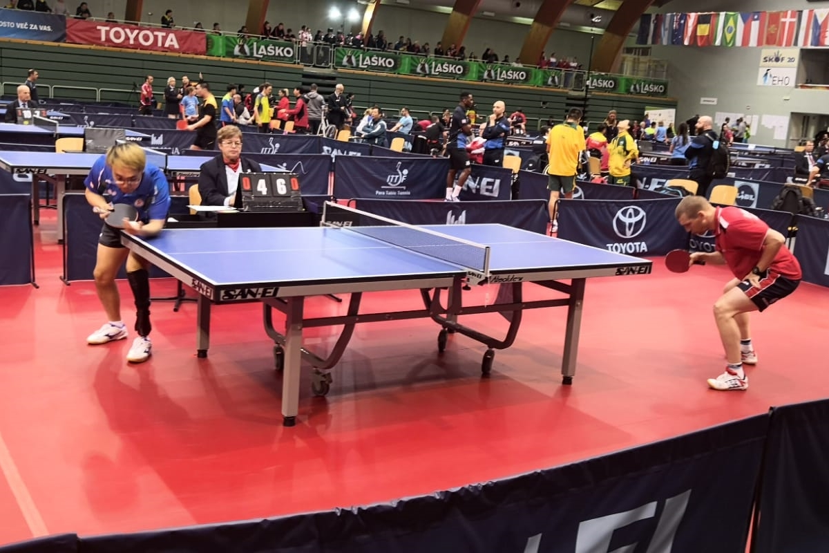 港隊完成ITTF斯洛文尼亞殘疾人乒乓球公開賽單打賽事