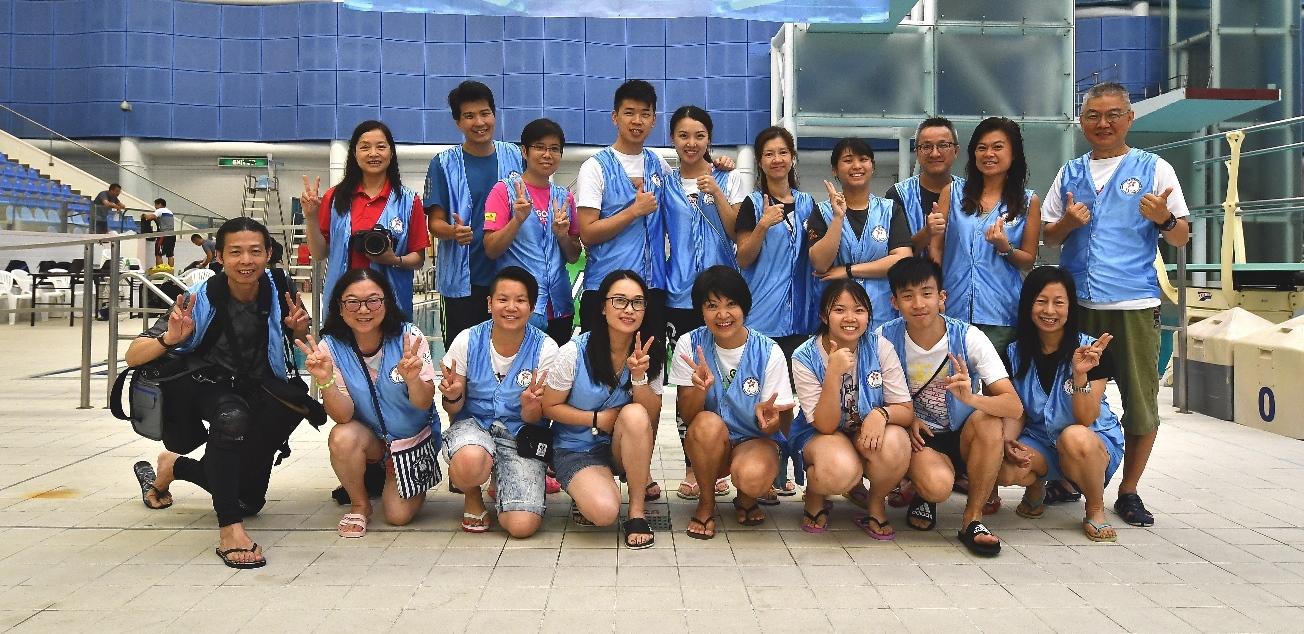 香港殘奧之友