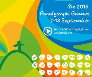 里約2016殘奧會網上直播