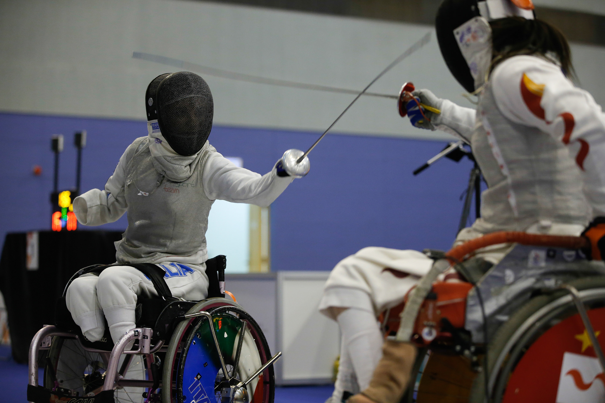 IWAS Wheelchair Fencing Grand Prix 2014 Photo 1