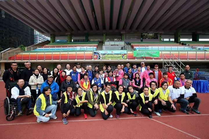 香港殘疾人士週年射箭錦標賽 成績公布