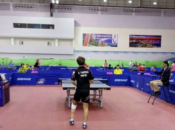 泰國乒乓球公開賽2015